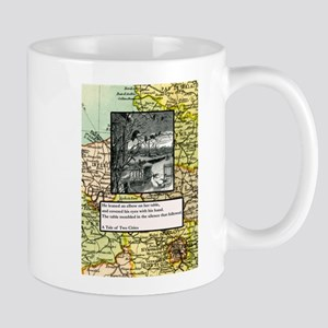 the table trembled Mug
